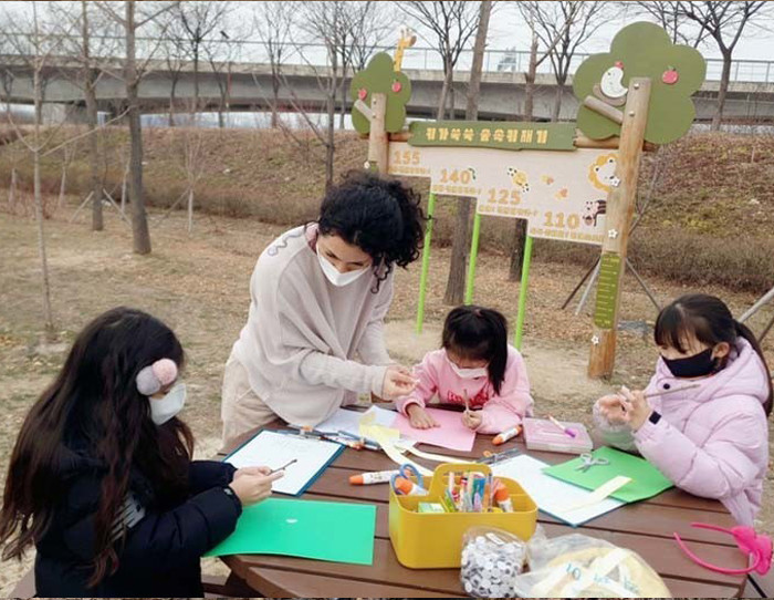 [클래스]Play English in Forest
